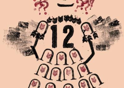 12: Weihnachtsbasteln I